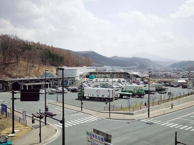 道の駅 石神の丘
