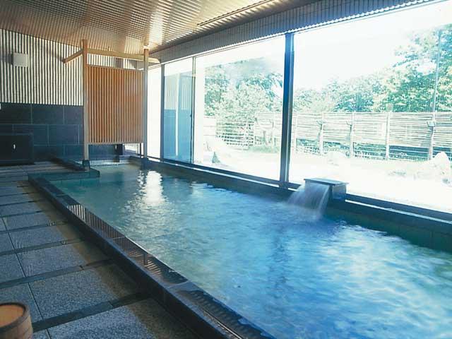 厳美渓温泉 いつくし園(日帰り入浴)