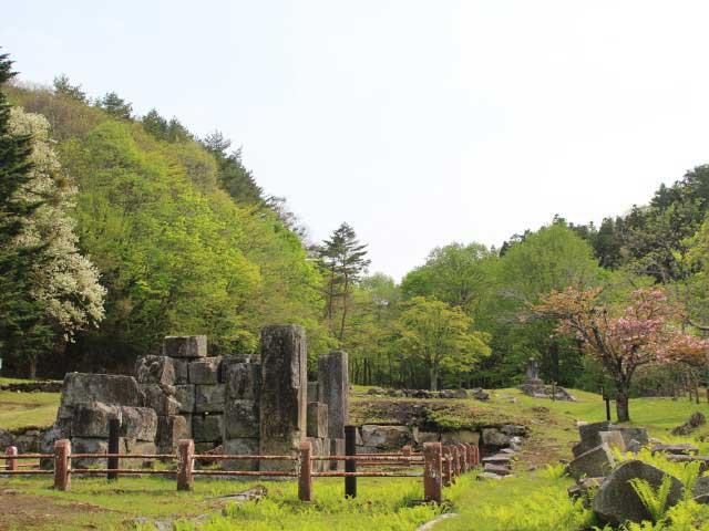 橋野鉄鉱山