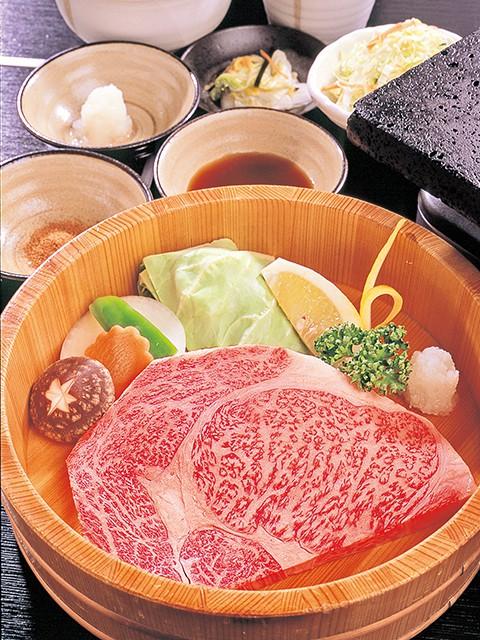 牛肉料理 味心 前沢牛オガタ