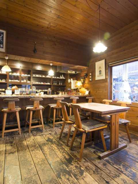 オールドコーヒーの店 機屋