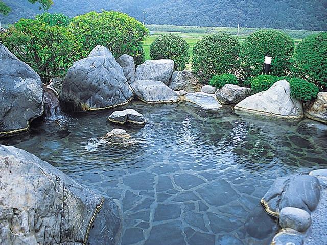 さぎの湯荘(日帰り入浴)