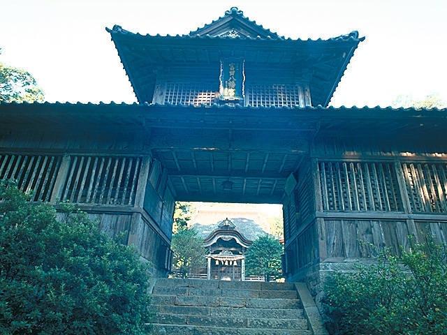 富田八幡宮