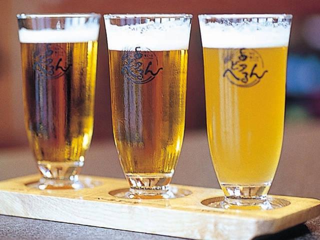 松江堀川・地ビール館