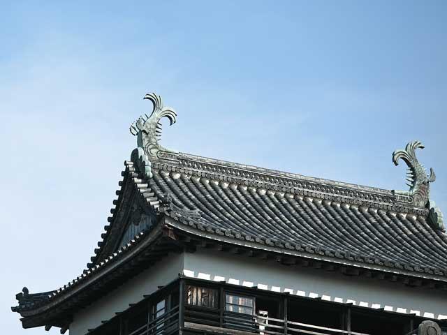 松江城(千鳥城)