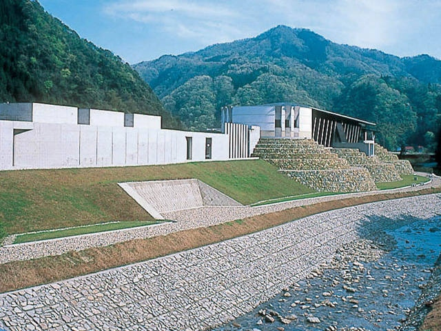 江津市水ふれあい公園 水の国