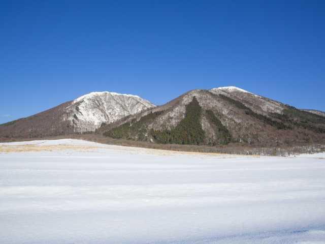国立公園 三瓶山