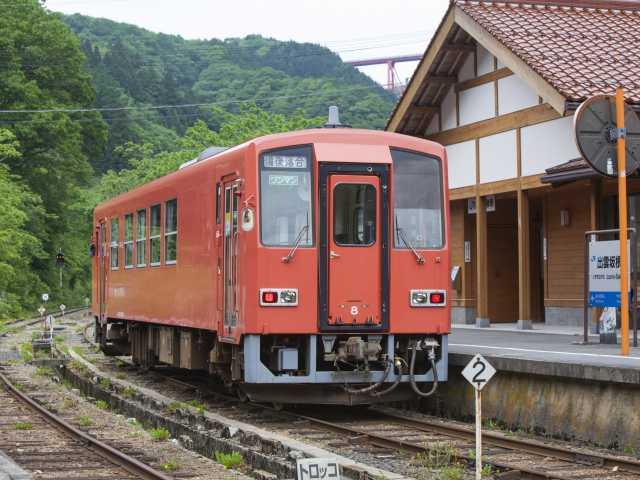 JR出雲坂根駅