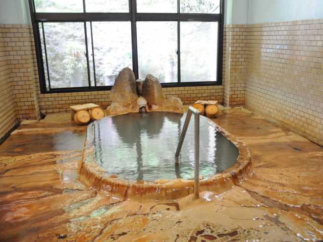薬師湯(石見銀山・世界遺産の温泉)