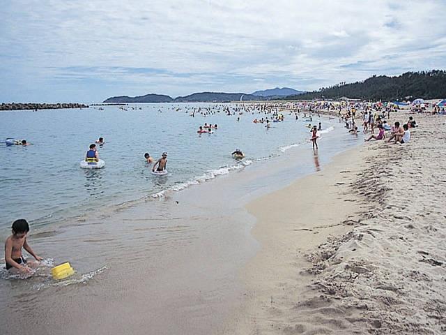 島根県立石見海浜公園(キャンプ場)