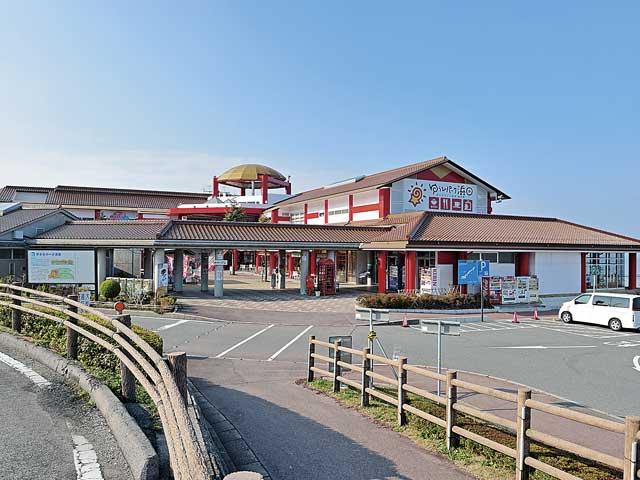 道の駅 ゆうひパーク浜田
