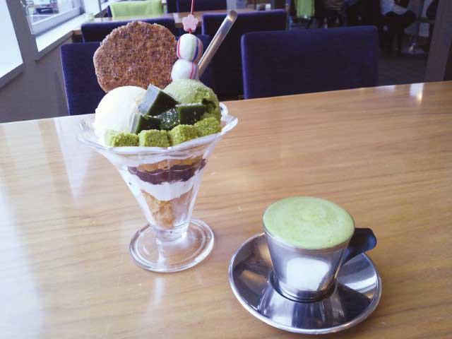 日本茶Cafe Scarab別邸