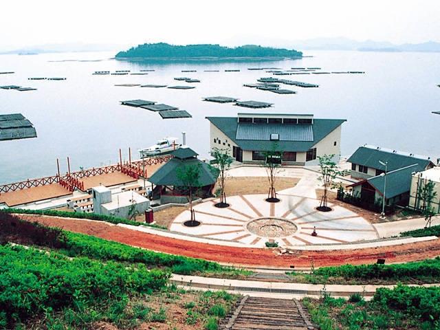 龍王島自然体験村