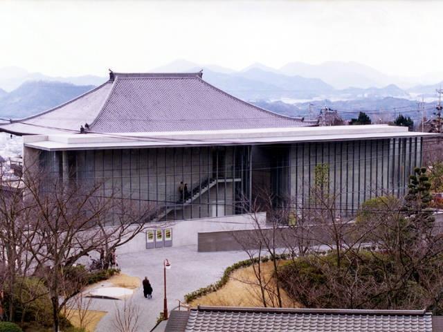 尾道市立美術館