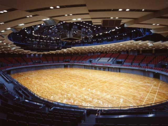 広島県立総合体育館