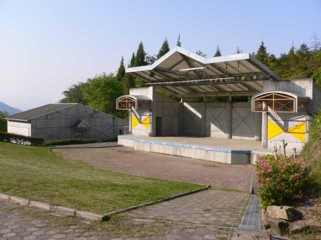 真道山森林公園キャンプ場