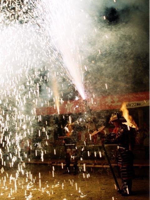 乙九日炎の祭典