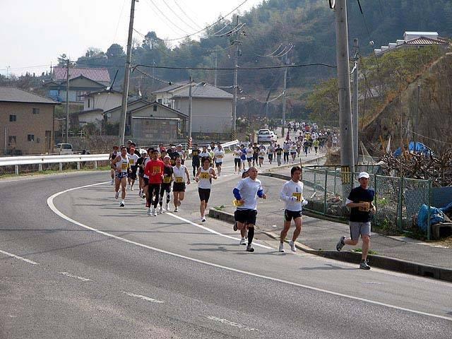 江田島市かきカキマラソン大会