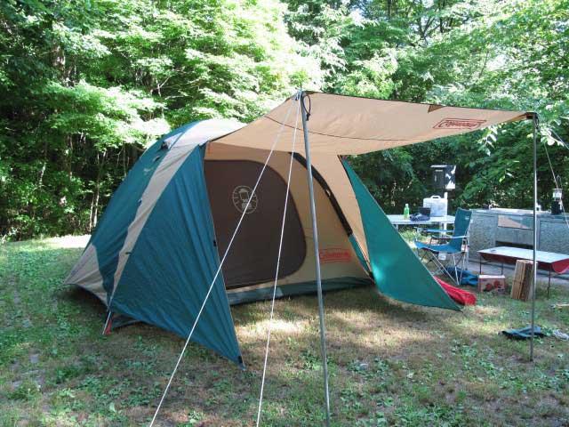 休暇村帝釈峡くぬぎの森オートキャンプ場