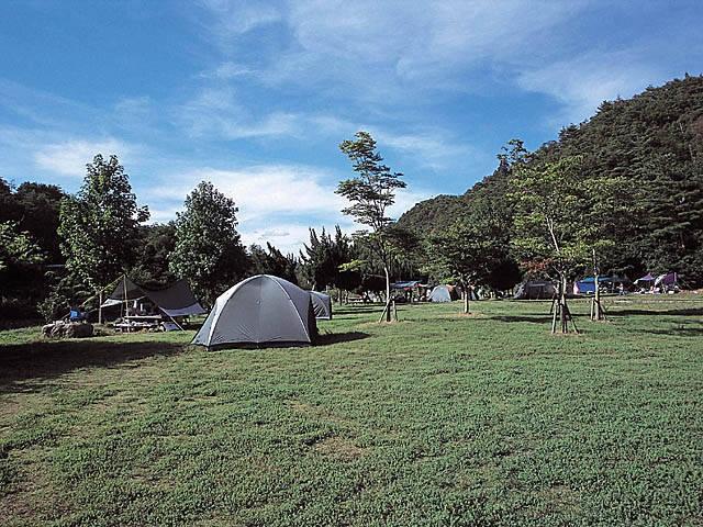 川真珠貝広場キャンプ場