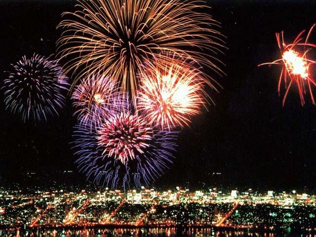 三原やっさ祭り「やっさ花火フェスタ」
