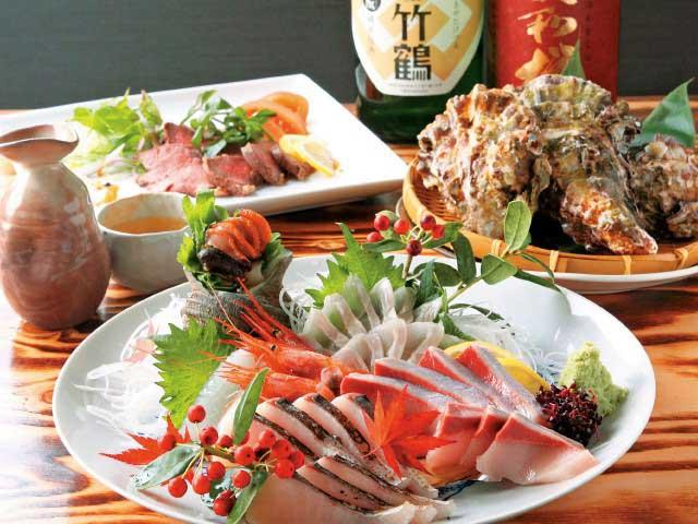 日本酒と貝汁の店 菜豆