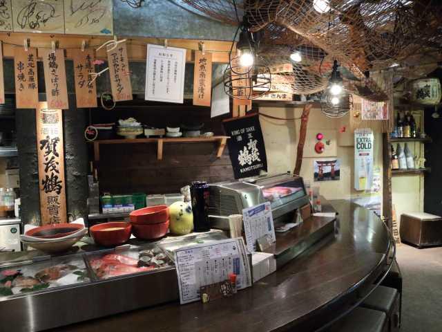 かき小屋 袋町 海平商店