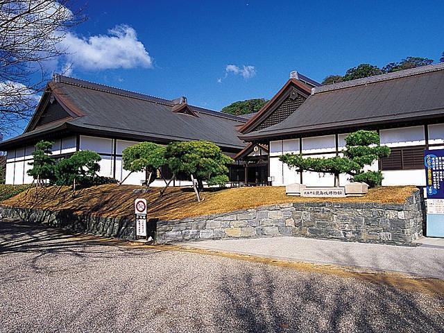 徳島市立徳島城博物館