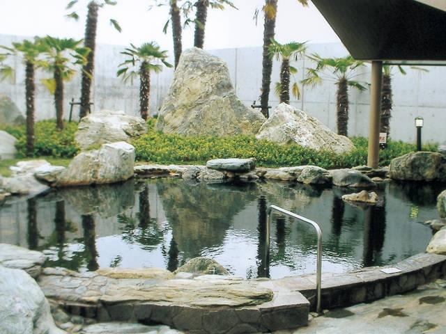 天然の湯 あいあい温泉