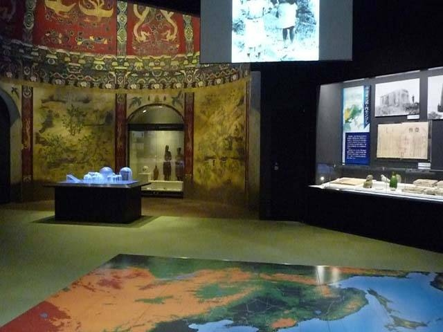 徳島県立鳥居龍蔵記念博物館