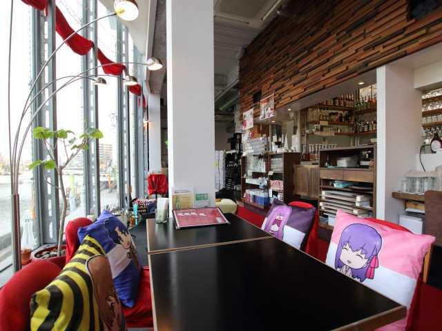 ufotable cafe