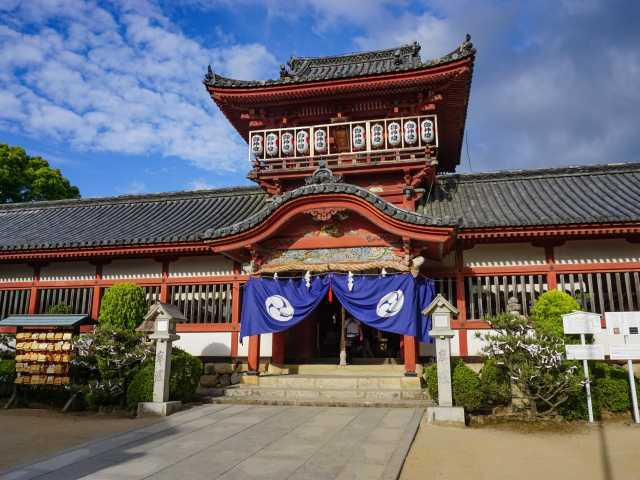 伊佐爾波神社