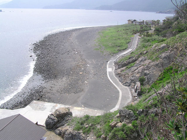 西海鹿島海水浴場
