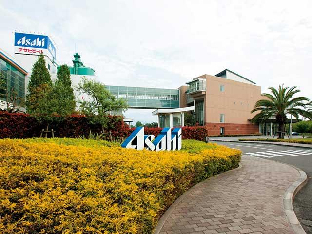 アサヒビール四国工場(見学)