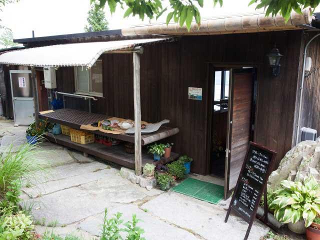 open cafe 遠見茶屋
