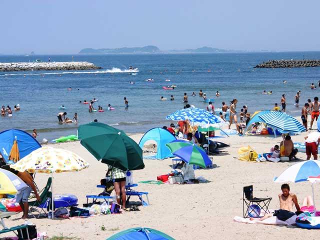 ココナッツビーチ伊良湖(伊良湖海水浴場)