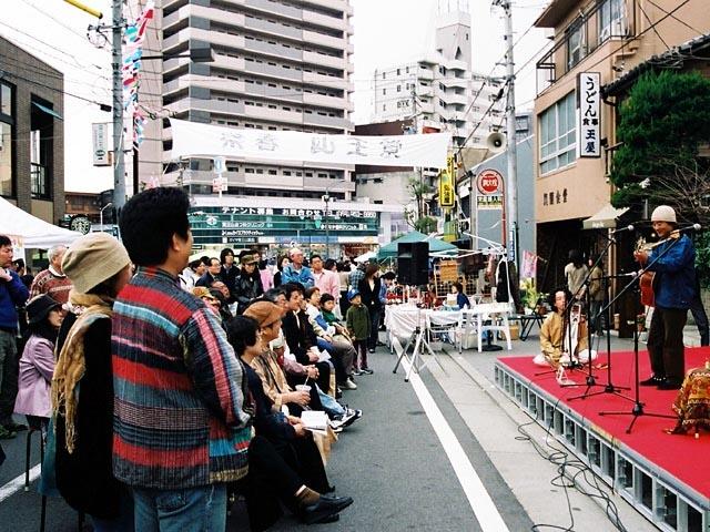 覚王山 春祭
