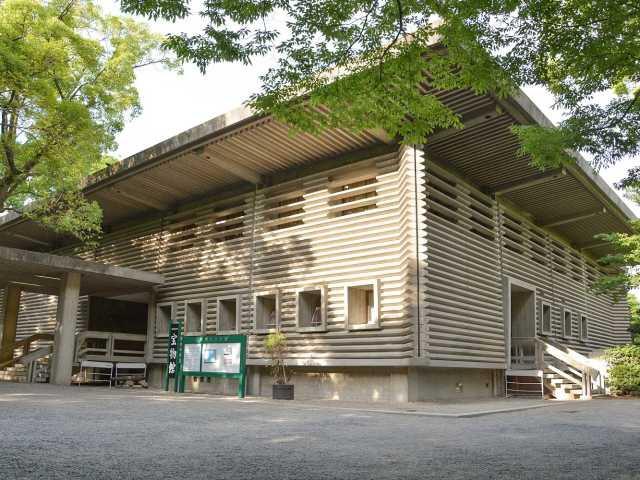 熱田神宮宝物館