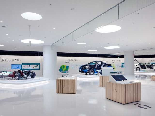 トヨタ自動車工場見学