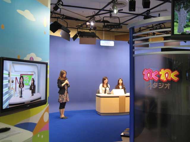 NHK名古屋放送局(団体見学)