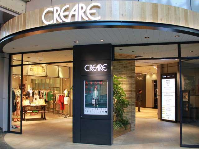 CREARE
