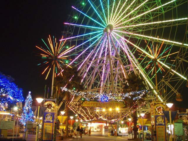 名古屋港シートレインランド Very Merry Christmas