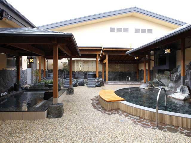 天然温泉 こまき楽の湯