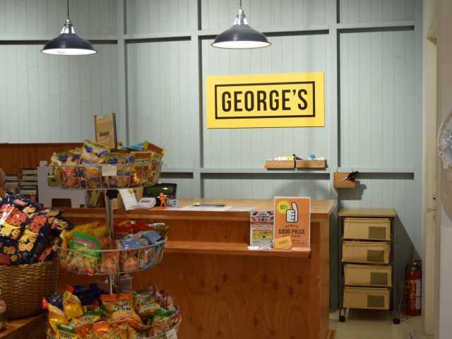 GEORGE'S アスナル金山店