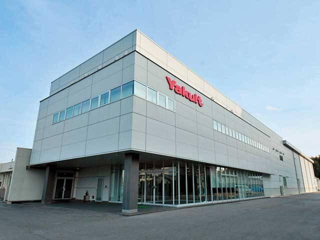愛知ヤクルト工場(見学)