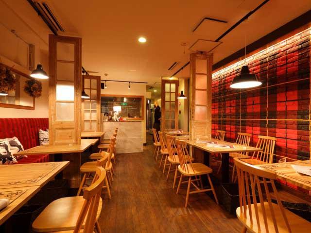 Amelie Cafe 名古屋栄本店