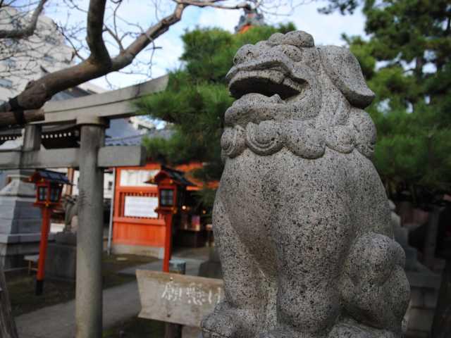 湊稲荷神社