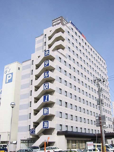 ホテルα-1新潟