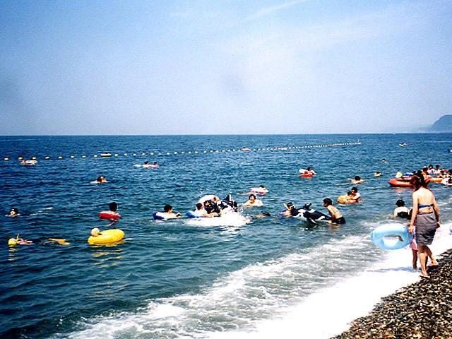 糸魚川海水浴場
