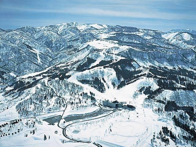 ニュー・グリーンピア津南スキー場